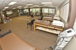 The Physical Therapy gym at Trinity Rehab in Brick, NJ.