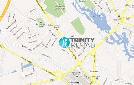 Trinity Rehab located in Brick, NJ