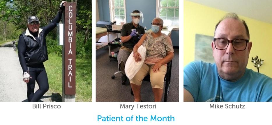 August Regional Patient Spotlight!