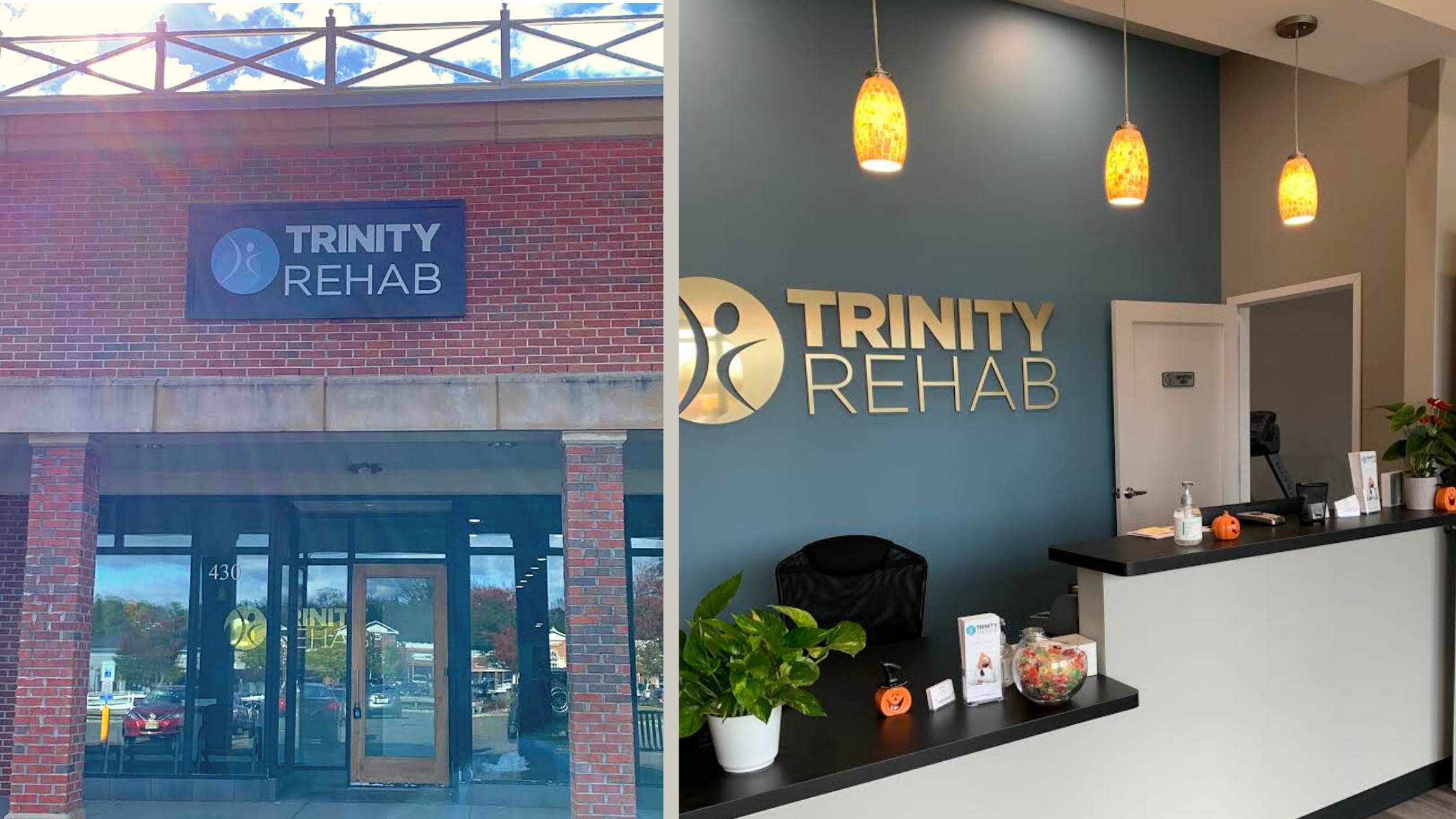 Trinity Rehab Chester Open House and Ribbon Cutting