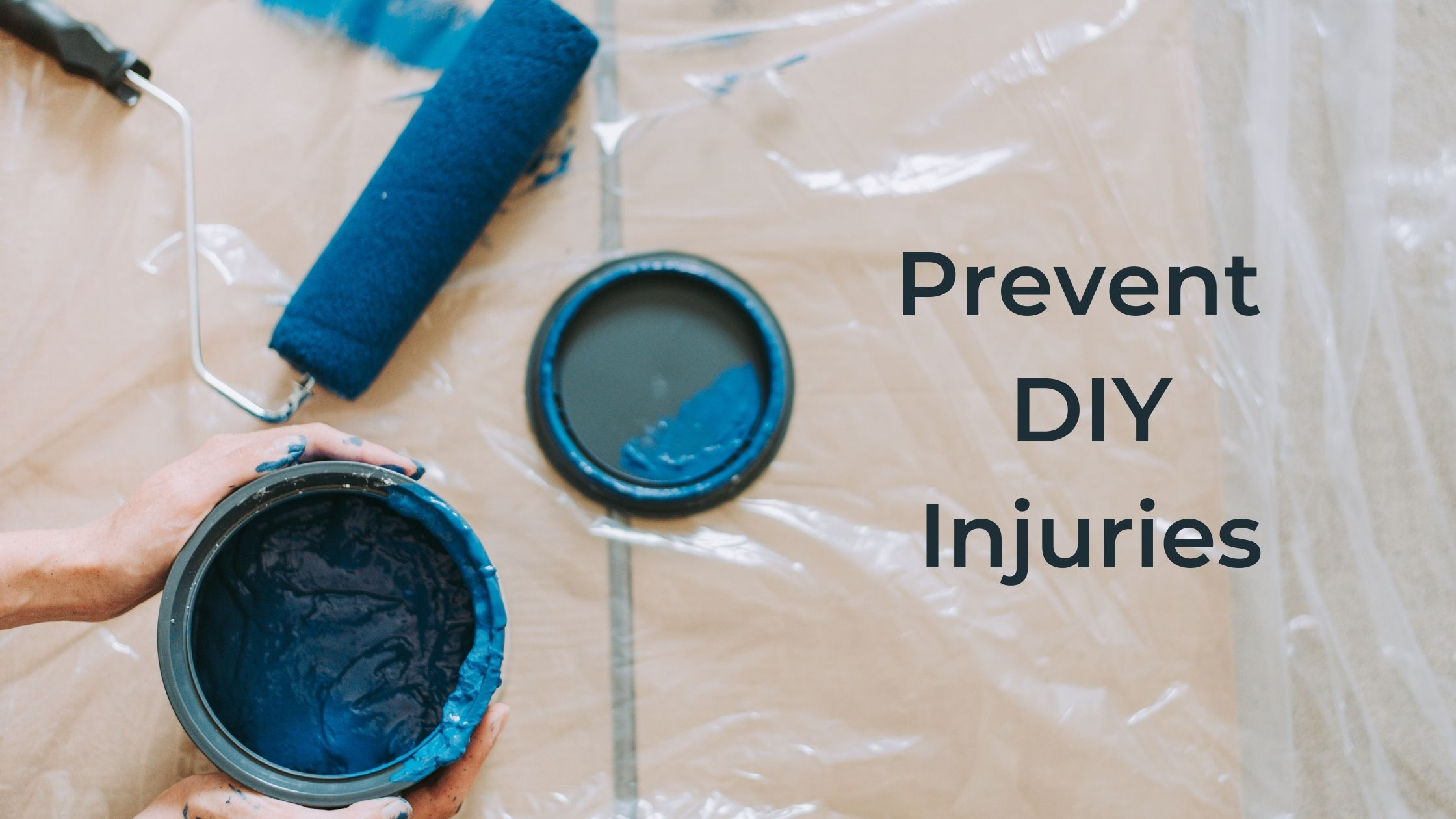 Prevent DIY Injuries during COVID-19 and the Holidays
