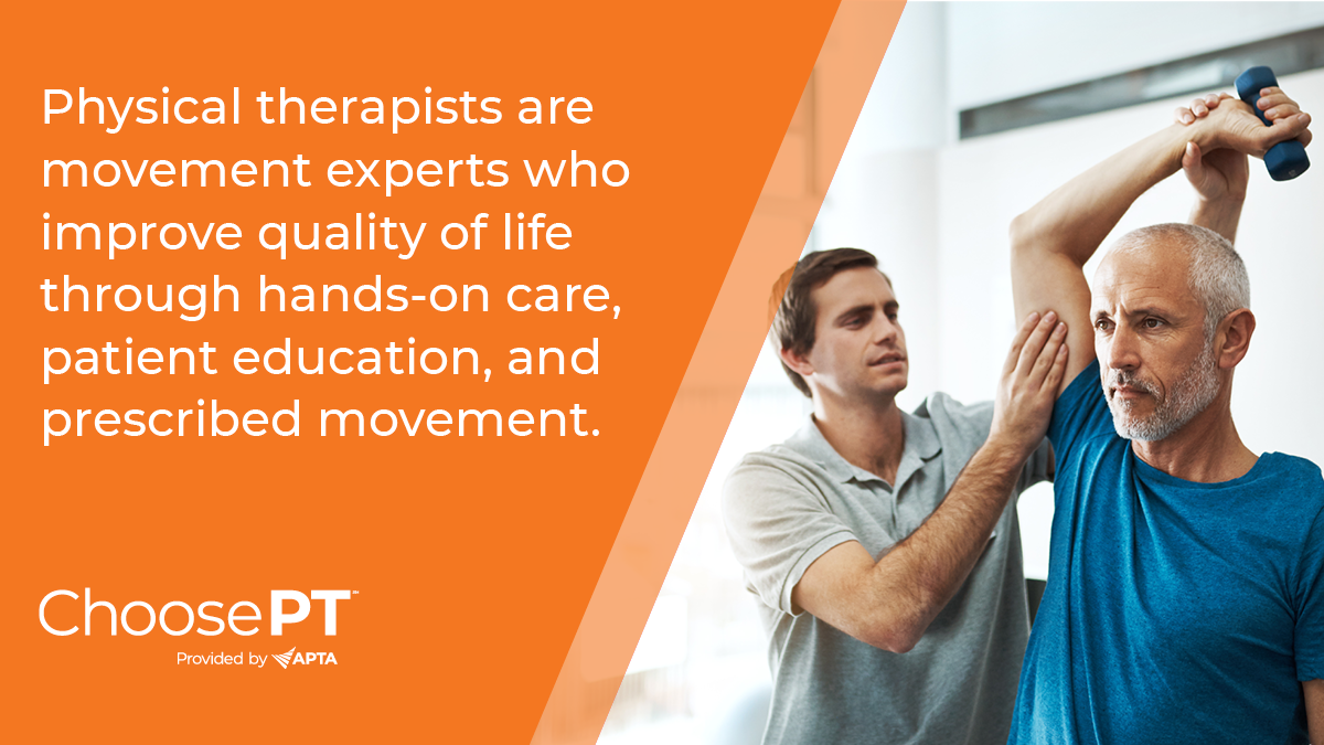National Physical Therapy Month